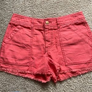 ❤️2/$25 Free People shorts